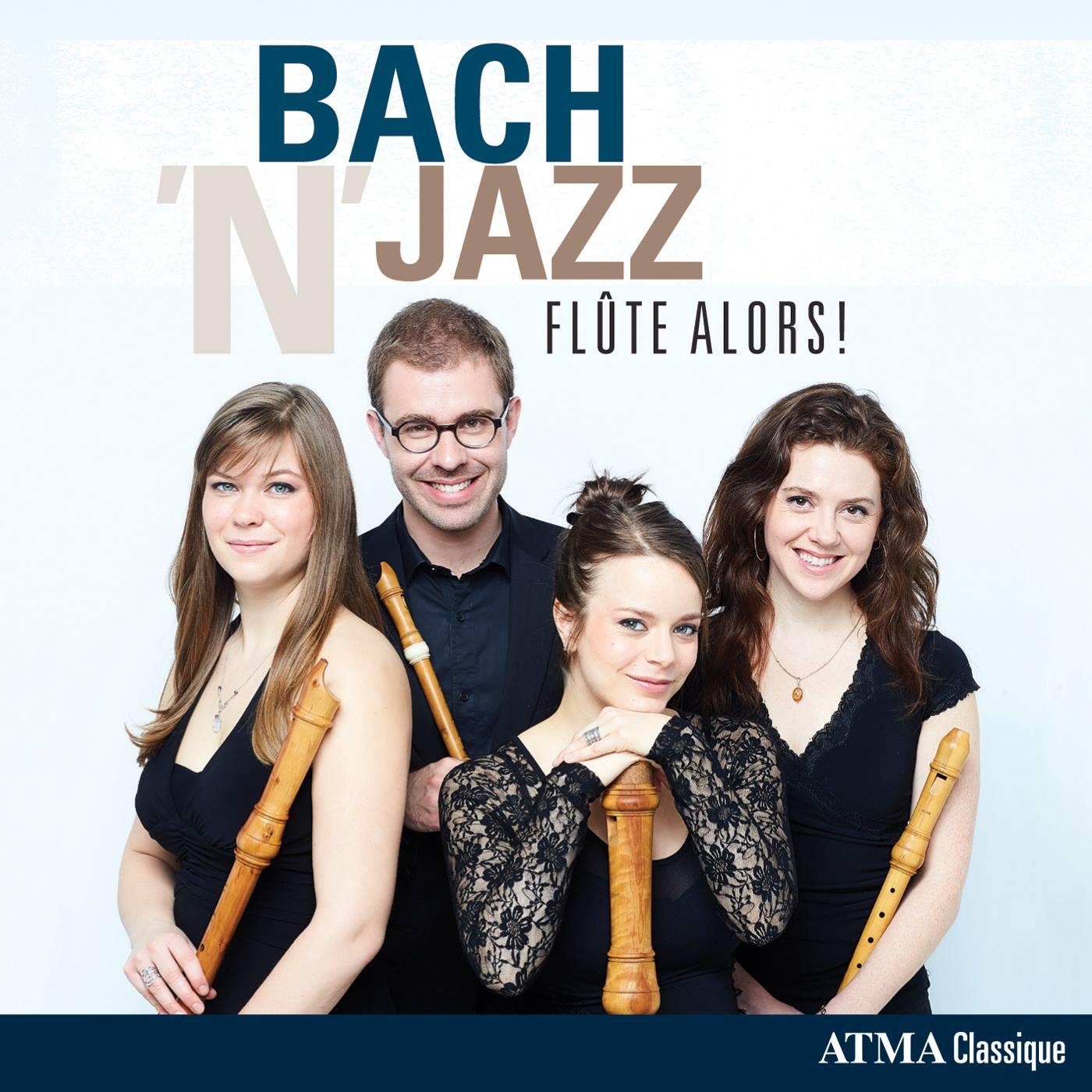 Bach'n'Jazz disque